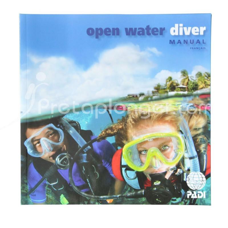 Manuel PADI Open Water Diver