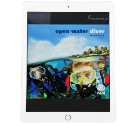 Manuel PADI Open Water Diver Digital