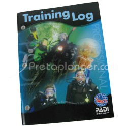 Training Logbook PADI Pro