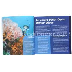 Manuel PADI Open Water - Version e-RDP.