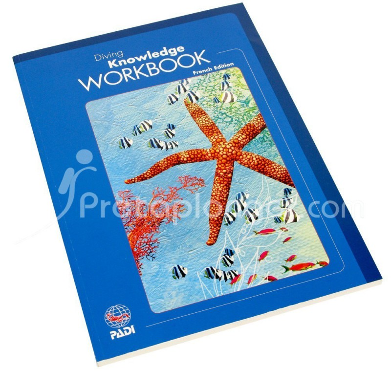 Manuel PADI Knowledge Workbook