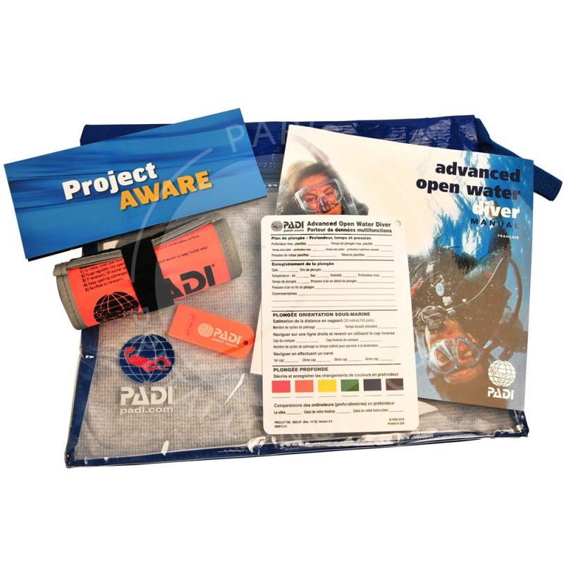 Crewpack PADI Adventure Diver acompte Pretaplonger.com
