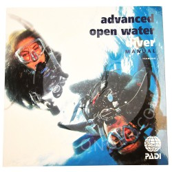 Manuel PADI Advanced et Adventure Diver
