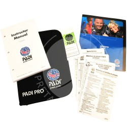 PADI Divemaster - Crewpack version Start Up.