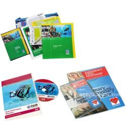 Packs théoriques spécialités PADI EFR + Nitrox + Flottabilité - acompte Pretaplonger.com