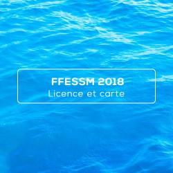 Pack Licence FFESSM 2018