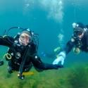 Plongées milieu naturel Open Water 3 et 4 à Paris