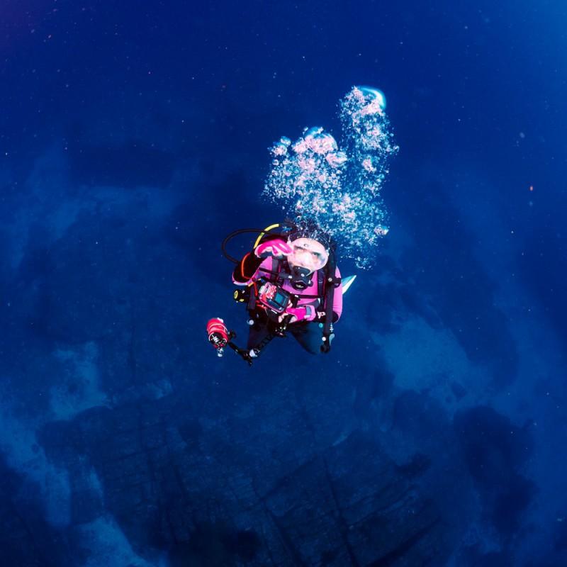 PADI Open Water Diver en 1 jour semaine à Paris