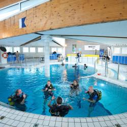 PADI O/W Diver - Offre 1 weekend - En fosse de plongée.