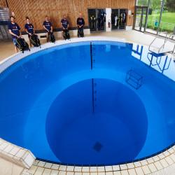 PADI O/Water Diver - Pack complet - Fosse de plongée et lac.