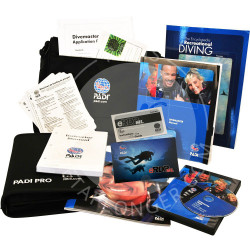 PADI Divemaster - Crewpack version Ultimate.
