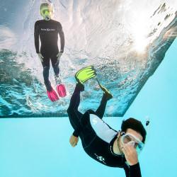 Basic Freediver - Au coeur de Paris sur 2 bassins dédiés.
