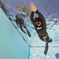 Le Club - Coaching et entraînement en bassin et fosse de plongée.