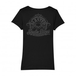 T-shirt Master Scuba Diver...
