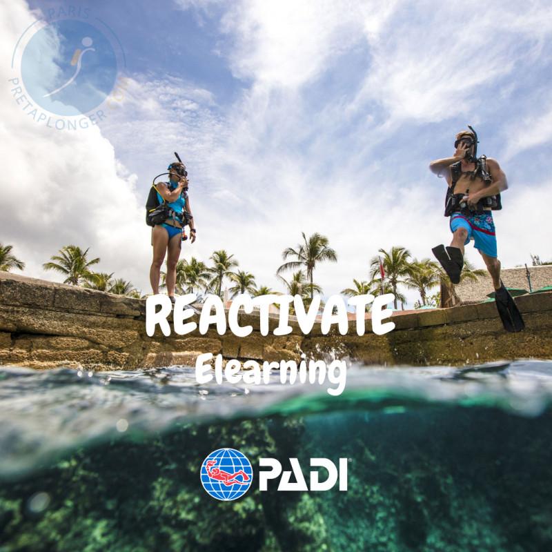 PADI Elearning - Full digital