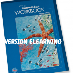 PADI Elearning - Full digital