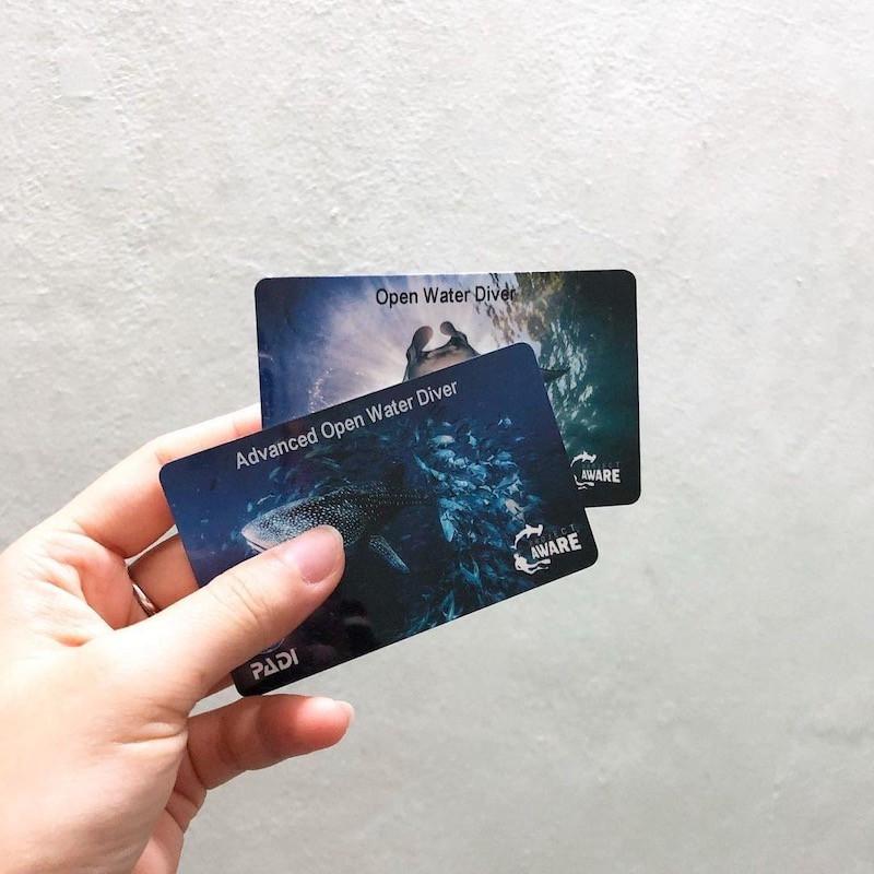 E-cartes de niveau